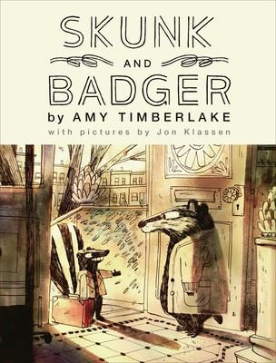 Skunk and Badger image cover