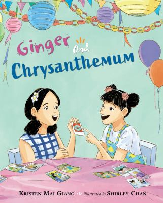 Ginger and Chrysanthemum image cover