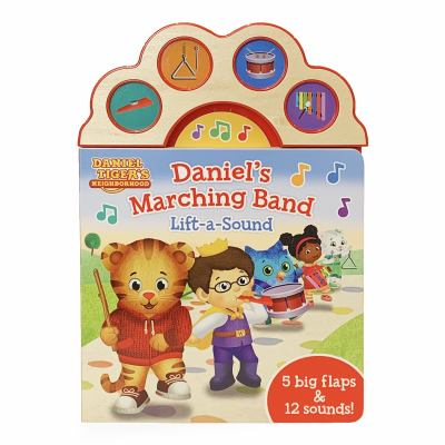 Daniel's marching band : lift-a-sound. image cover