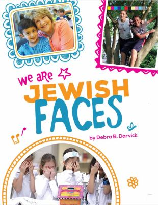 We are Jewish faces image cover