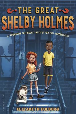 The Great Shelby Holmes image cover