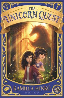 The unicorn quest image cover