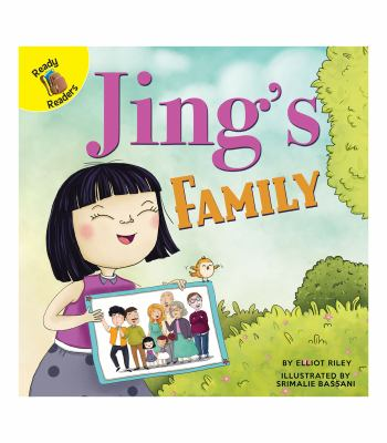 Jing's Family image cover