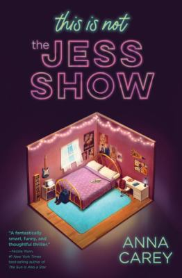 This is Not the Jess Show image cover