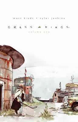 Grass Kings image cover
