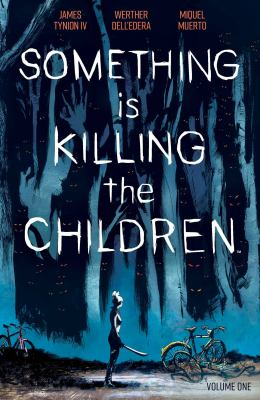 Something is Killing the Children image cover