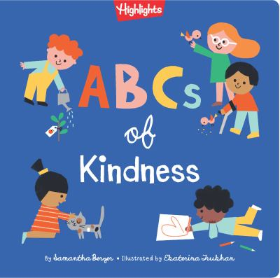 ABCs of Kindness image cover