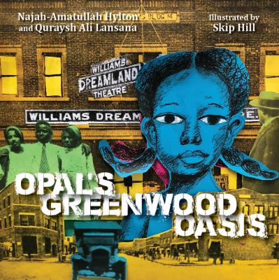 Opal's Greenwood oasis image cover