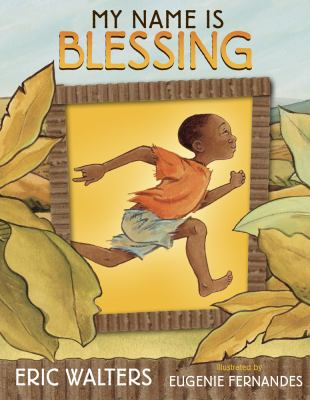 My Name is Blessing  image cover