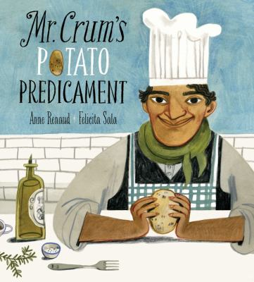 Mr. Crum's Potato Predicament image cover