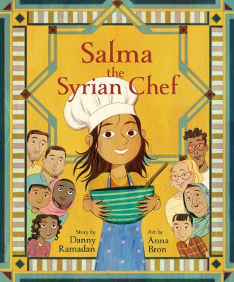 Salma the Syrian chef image cover