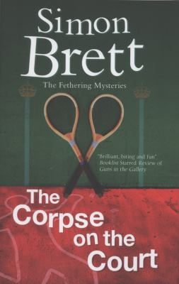 The Corpse on the Court image cover