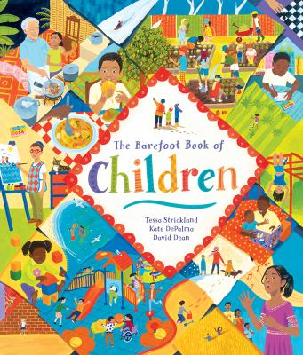 The Barefoot Book of Children image cover