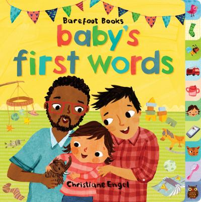 Baby's First Words image cover