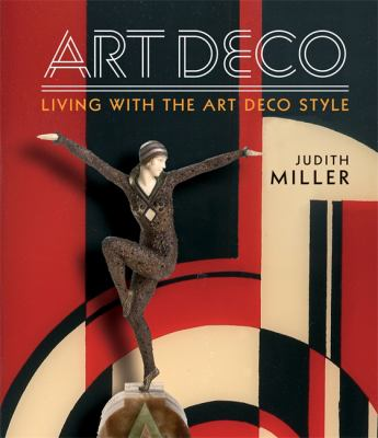 Art Deco: Living with the Art Deco Style image cover