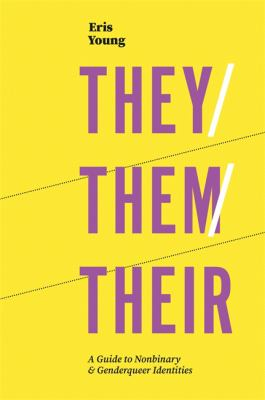 They/Them/Their : A Guide to Nonbinary and Genderqueer Identities image cover