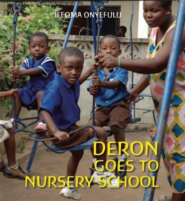 Deron Goes to Nursery School  image cover
