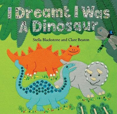 I Dreamt I Was a Dinosaur  image cover