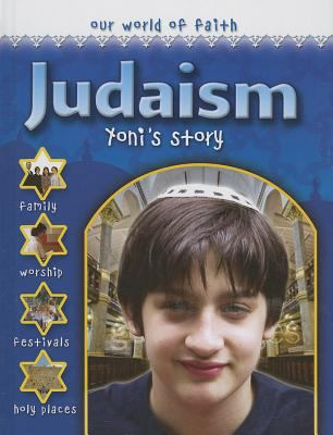 Judaism : Yoni's story image cover