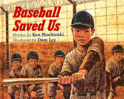 Baseball Saved Us image cover