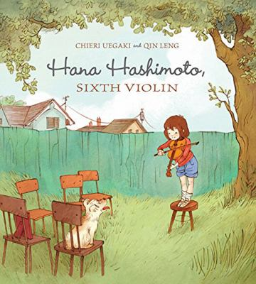 Hana Hashimoto, Sixth Violin image cover