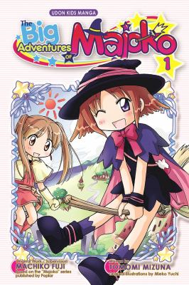 The Big Adventures of Majoko, Volume 1 image cover