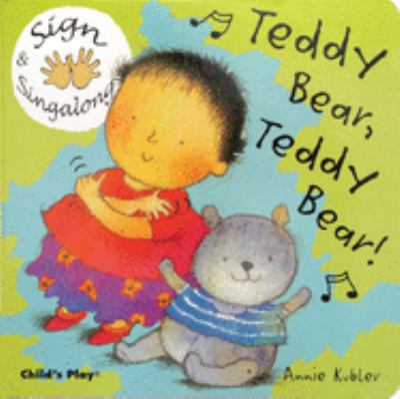 Teddy bear, teddy bear!  image cover