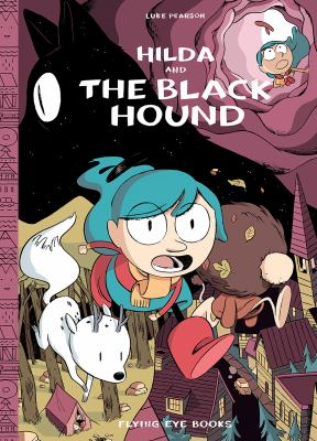 Hilda and the Black Hound  image cover