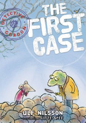 The First Case image cover