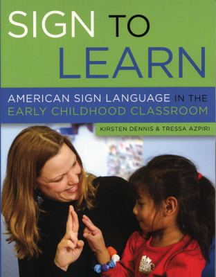 Sign to learn : image cover