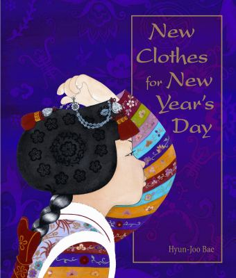 New clothes for New Year's day image cover