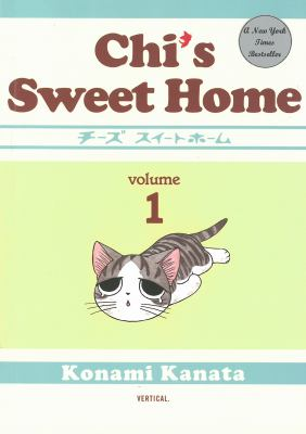Chi's Sweet Home, Volume 1 image cover
