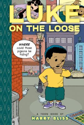 Luke on the Loose  image cover
