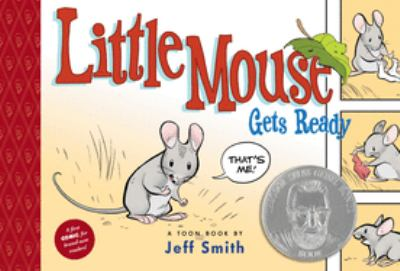Little Mouse Gets Ready  image cover