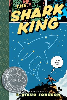 The Shark King  image cover