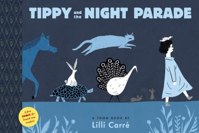 Tippy and the Night Parade image cover