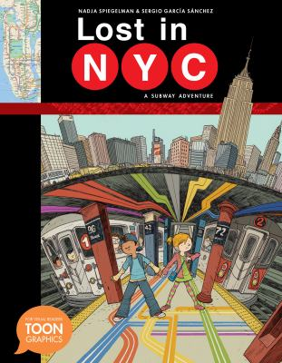 Lost in NYC : a Subway Adventure  image cover