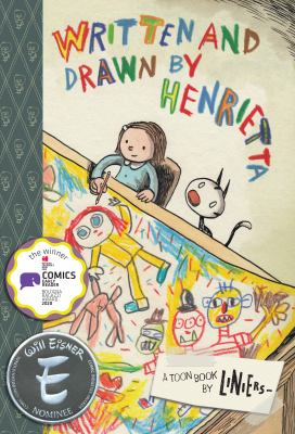 Written and Drawn by Henrietta image cover