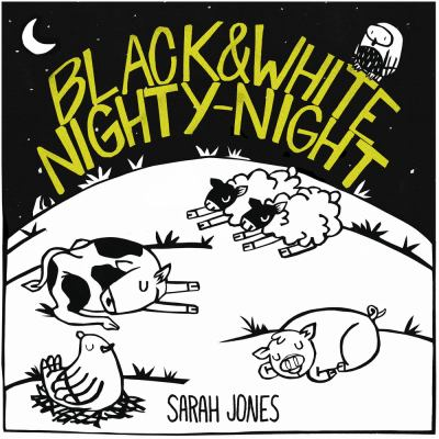 Black & White Nighty-night image cover