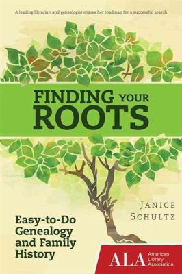 Finding your roots : easy-to-do genealogy and family history image cover