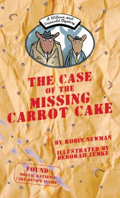 The Case of the Missing Carrot Cake image cover