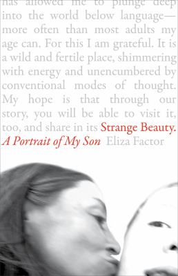 Strange beauty : a portrait of my son image cover