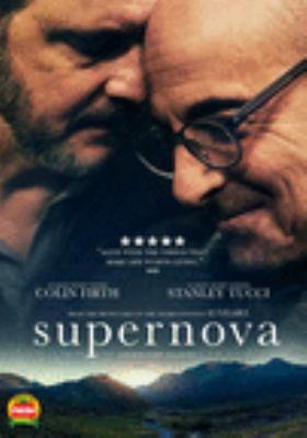 Supernova image cover