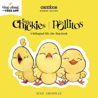 Little chickies = Los pollitos image cover