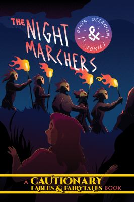 The night marchers, and other Oceanian stories image cover