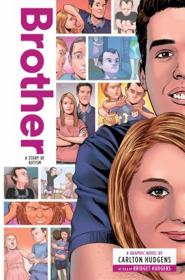 Brother : a story of autism image cover