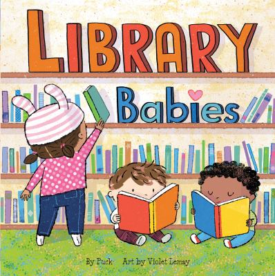 Library Babies image cover