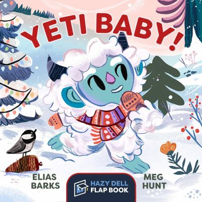 Yeti Baby! image cover