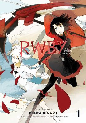 RWBY. Volume 1 : the official manga image cover