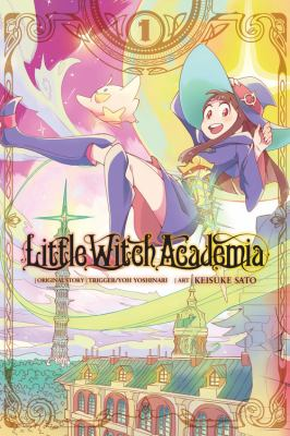 Little Witch Academia, Volume 1 image cover